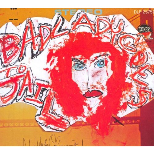 Bad Lady Goes to Jail [CD]