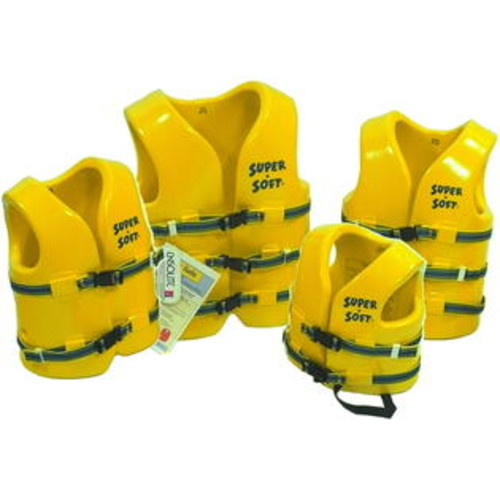 TexasRec (Price/Each)TexasRec ADULT VEST XLARGE VYAXL 1024012 (Image for Reference)