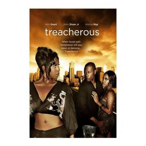 Treacherous [DVD] [English] [2012]