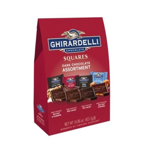 Ghirardelli Chocolate Squares Premium Dark Assortment - 14.86oz