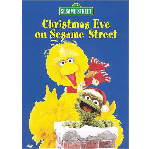 Sesame S-Christmas Eve on Sesame Street