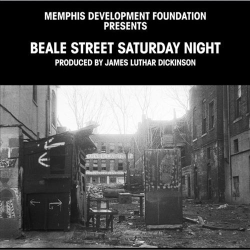Beale Street Saturday Night [LP] - VINYL