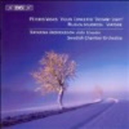 Violin Concerto: Distant Light - CD