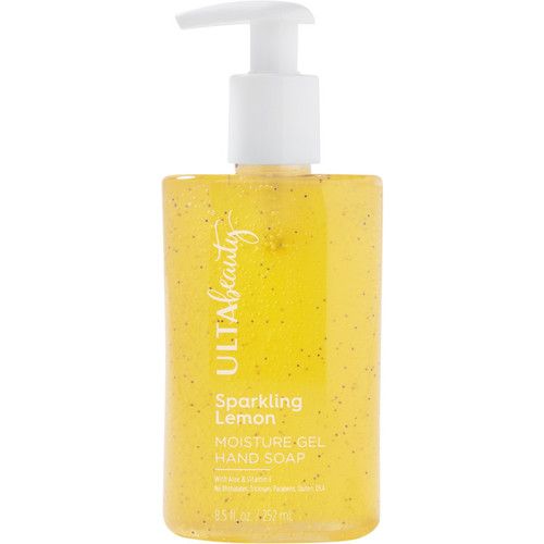 Sparkling Lemon Moisture Gel Hand Soap