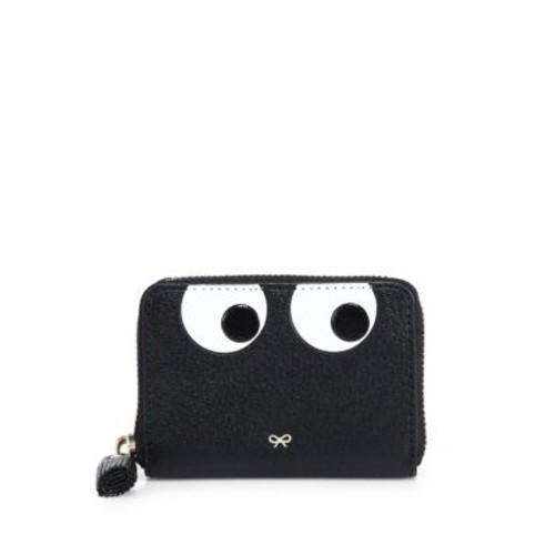 ANYA HINDMARCH Leather Zip-Around Wallet
