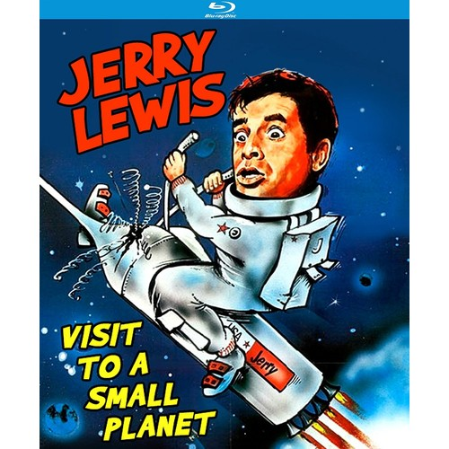 Visit to a Small Planet [Blu-ray] [1960]