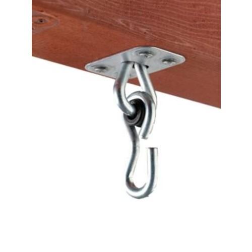 Swing-n-Slide Swing Hanger for Wooden Swing (Set of 2)
