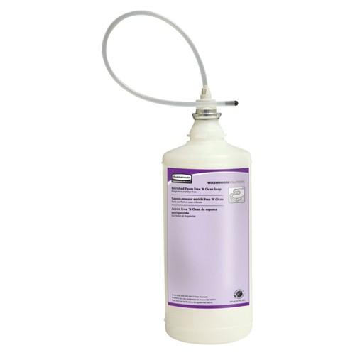 Pure & Natural Hypoallergenic Liquid Hand Soap, Honeysuckle, 36 Oz., Pack Of 4
