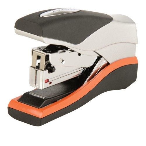 Swingline Optima Compact Stapler, Black/Orange/Silver