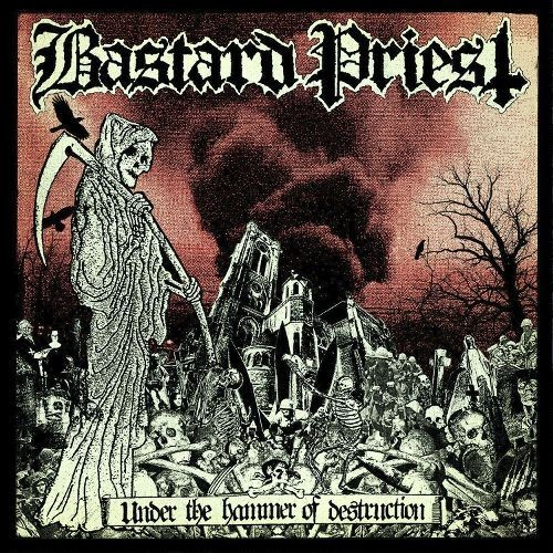 Under the Hammer of Destruction [LP] - VINYL