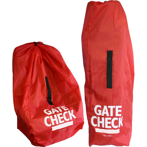 J.L. Childress Check Bags for Umbrella Strollers and Car Seats