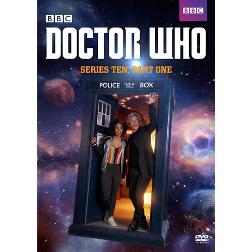 Doctor Who: Season 10 - Part 1 [DVD]