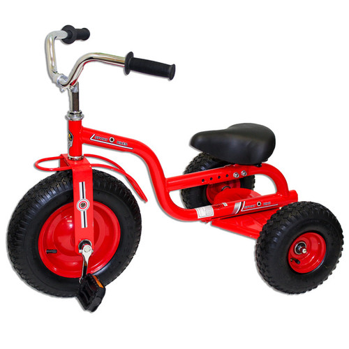 Gener8 Bicycles, Ride-On Toys & Scooters Gener8 Unisex Red Deluxe Tricycle