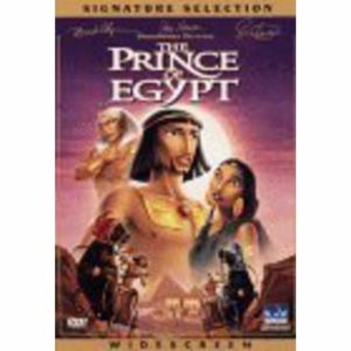 The Prince of Egypt WSE DD5.1