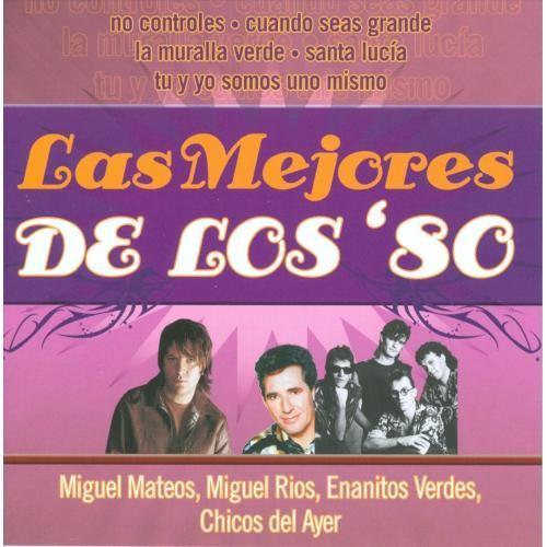 Las Mejores De Los 80 [CD]