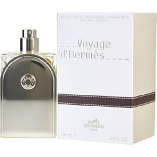 Voyage D'hermes By Hermes Edt Refillable Spray 3.3 Oz