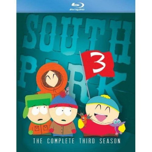 South Park:Complete Third Season (Blu-ray)
