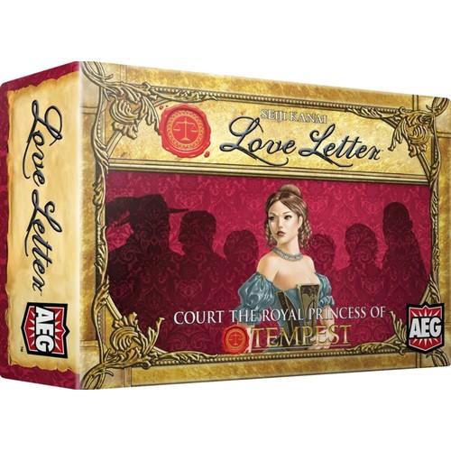Love Letter Boxed Edition Multi-Colored