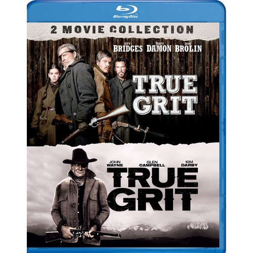 True Grit: 2-Movie Collection [Blu-ray] [2 Discs]