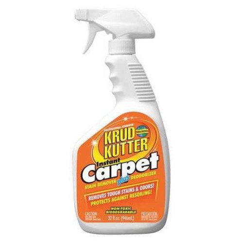 Carpet Cleaner,32 oz.,Fresh,Bottle