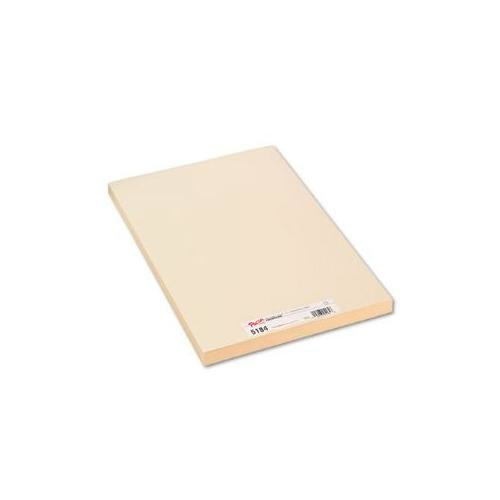 Pacon - Medium Weight Tagboard 18 x 12 Manila 100/Pack - Manila