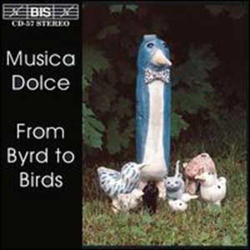 From Byrds to Birds By Members of the Musica Dolce Recorder Quintet (Audio CD)