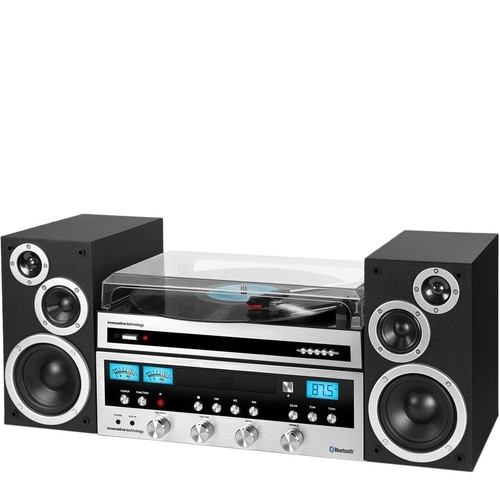Victrola Classic CD Stereo System with Bluetooth