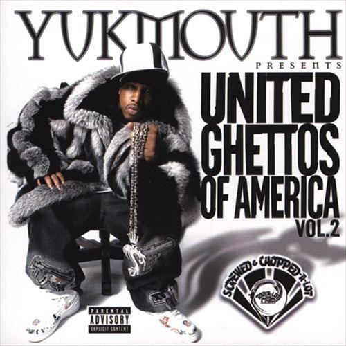 United Ghettos Of America Vol 2 (Explicit Version) CD (2004)