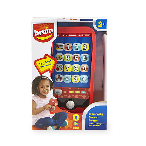 Bruin Discovery Smart Phone