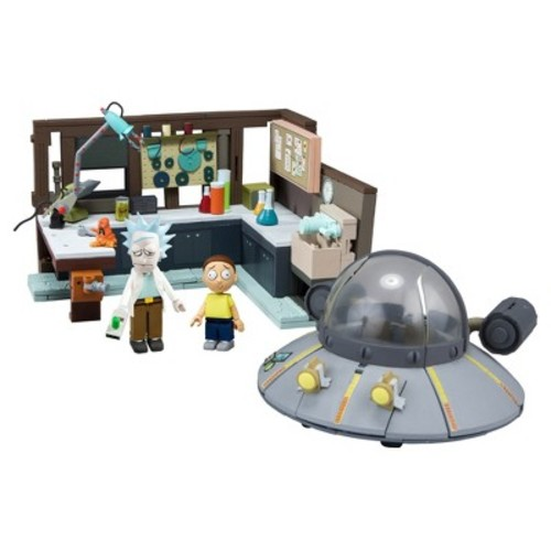 Rick and Morty Indoor Toys - Rick and Morty
