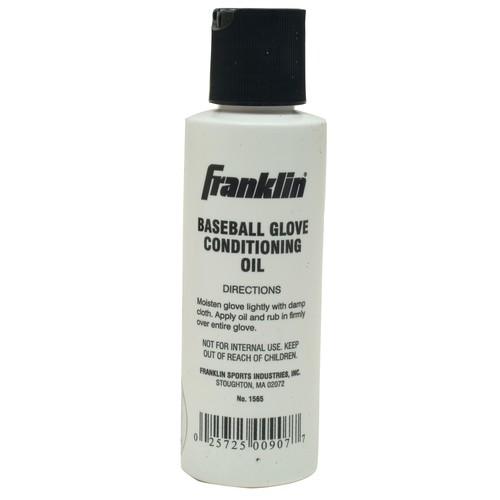 Franklin Sports Baseball Glove Oil