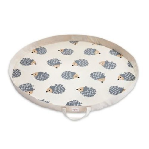 3 Sprouts Hedgehog Play Mat Bag