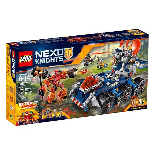 LEGO TRU Fan Pack Nexo Knights Axl's Tower Carrier (66547)
