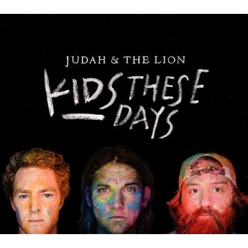 Kids These Days [CD]