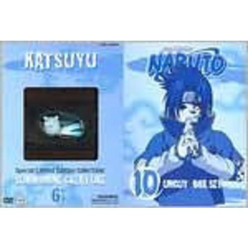 Naruto Uncut Box Set, Vol. 10