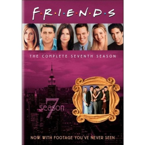 Friends: The Complete Seventh Season [4 Discs] [DVD]