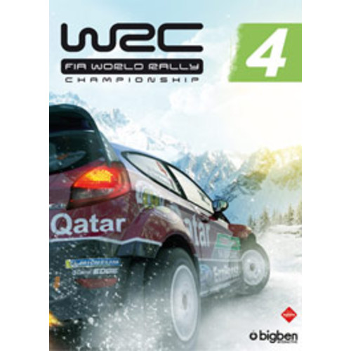 WRC 4 - FIA World Rally Championship [Digital]
