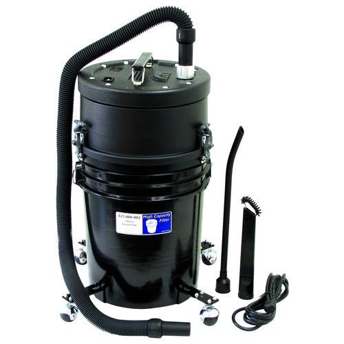 Atrix - HEPA Canister Vacuum - Black