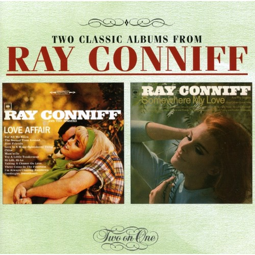 Ray Conniff - Love Affair/Somewhere My Love