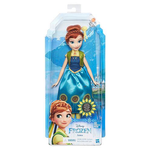 Disney Frozen Classic Fever Fashion Doll - Anna
