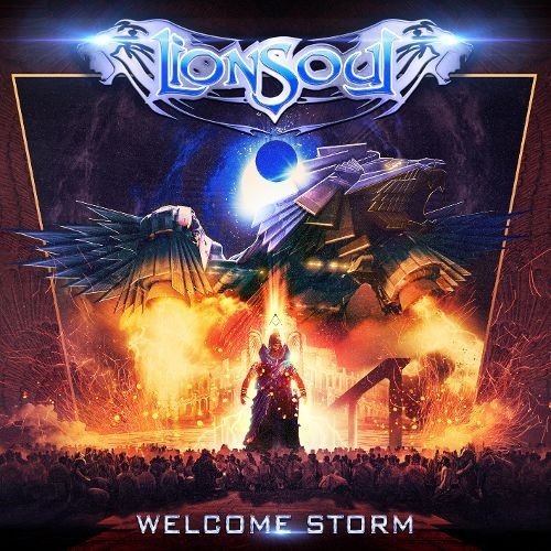 Welcome Storm [CD]