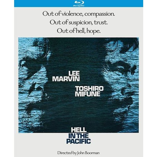Hell in the Pacific [Blu-ray] [1968]