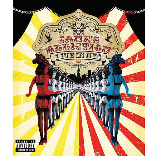 Jane's Addiction: Live in NYC [Blu-ray]