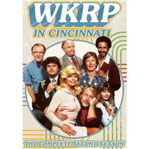 WKRP in Cincinnati: Season Two (3 Discs) (dvd_video)