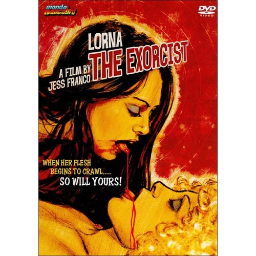 Lorna the Exorcist [DVD] [1974]