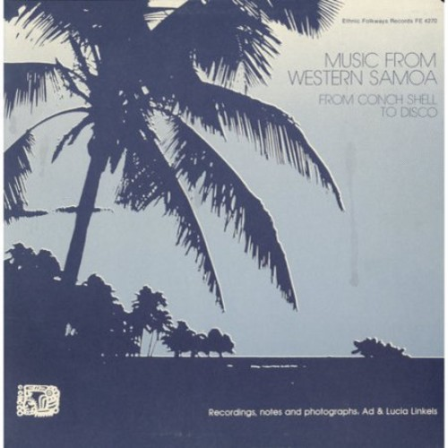 Music From Western Samoa: From Conch