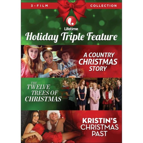 Lifetime Holiday Triple Feature [DVD]