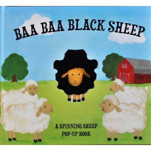 Baa Baa Black Sheep (Hardcover)