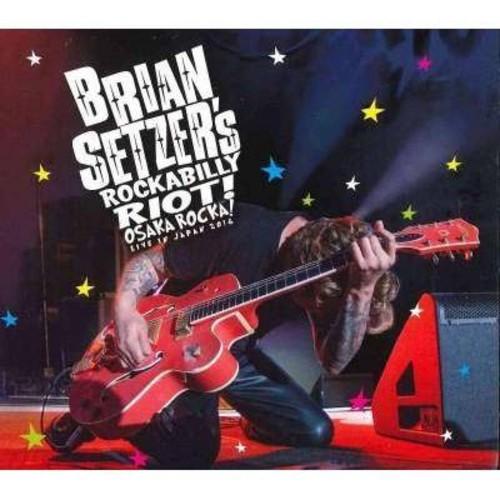 Brian Setz...