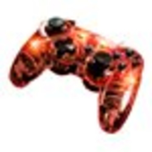 PDP PS3 Afterglow Wireless Controller - Blue